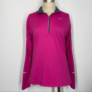 Nike Running Element Dri-Fit 1/4 Pullover